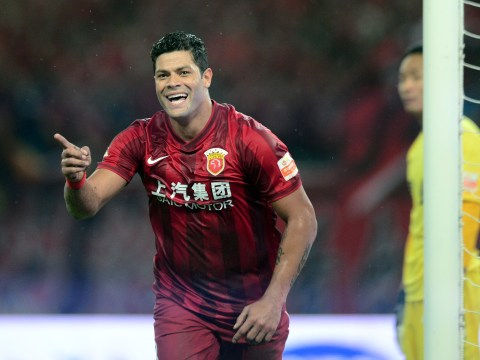 Hulk reveals Premier League offer after talking up Arsenal transfer