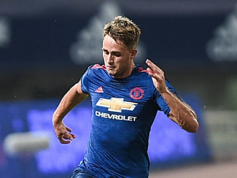 Lyon hold talks to sign Manchester United winger Adnan Januzaj, star's agent confirms