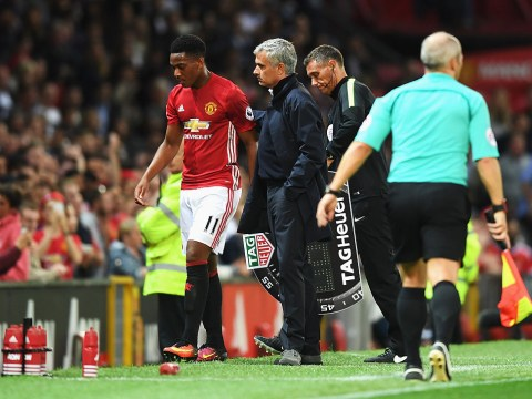 Jose Mourinho promises Anthony Martial a chance to impress for Manchester United against Wigan
