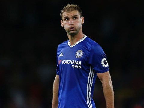 Branislav Ivanovic is free to leave Chelsea, says Antonio Conte