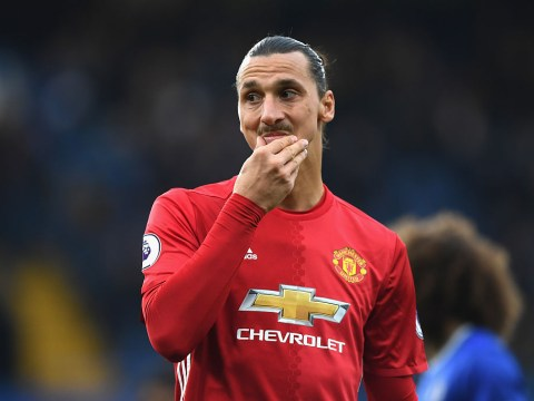 Zlatan Ibrahimovic is incredible – but Manchester United are already out of title race, says Nemanja Vidic