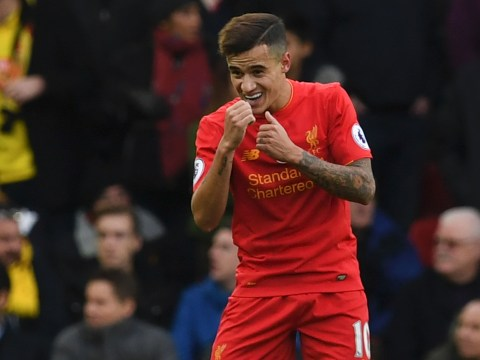 Philippe Coutinho gives Jurgen Klopp happy selection headache as Liverpool star set for Anfield return