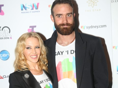 Kylie Minogue breaks her silence on Joshua Sasse split with emotional Instagram post