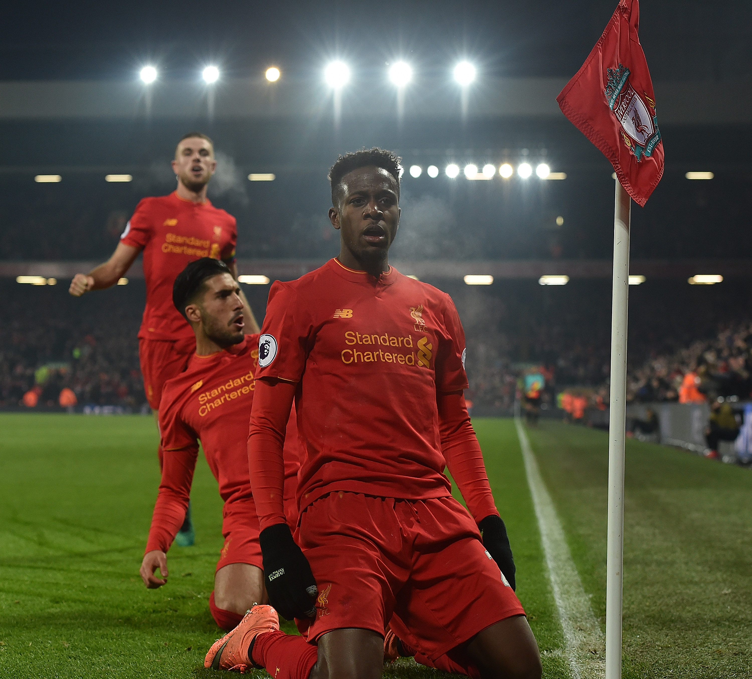 Divock Origi urges Liverpool team-mates to concentrate on themselves as they chase Chelsea