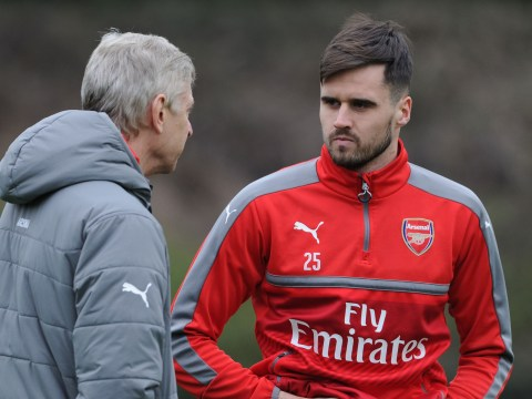 Arsene Wenger basically confirms Carl Jenkinson and Mathieu Debuchy are leaving Arsenal