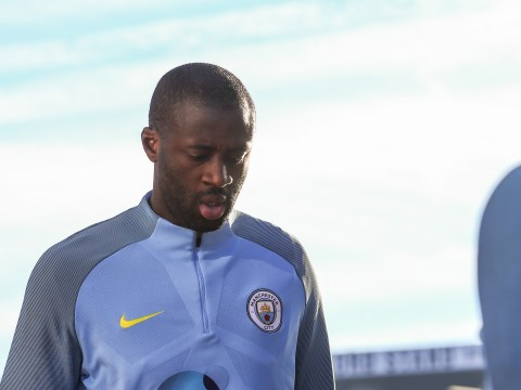 Yaya Toure discusses option to talk with other clubs about Man City exit