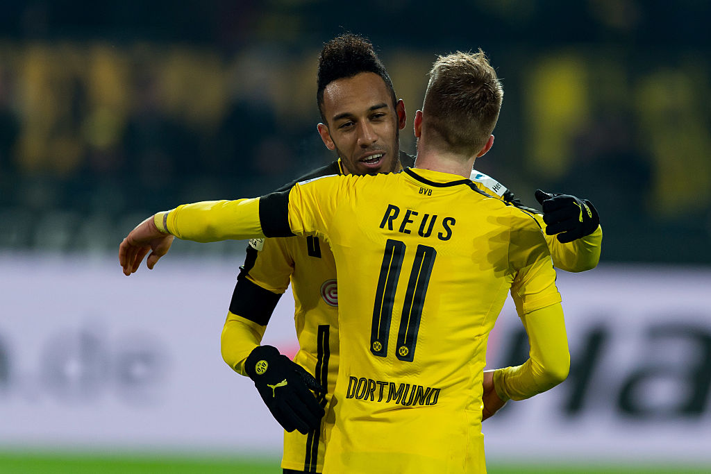 Arsenal target Pierre-Emerick Aubameyang confirms he will leave Borussia Dortmund this summer but not necessarily for Real Madrid