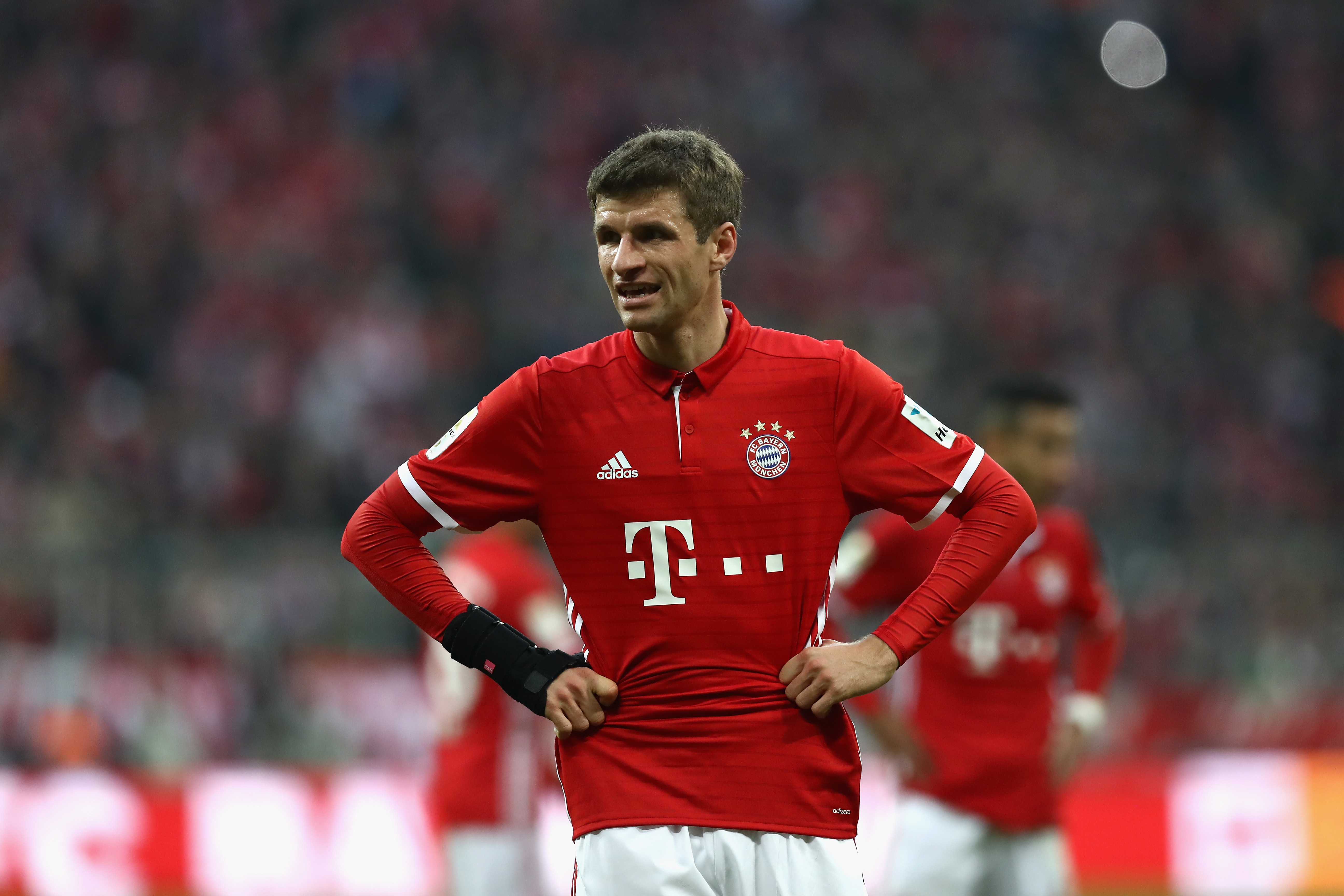 Manchester United transfer target Thomas Muller not happy with life on the bench