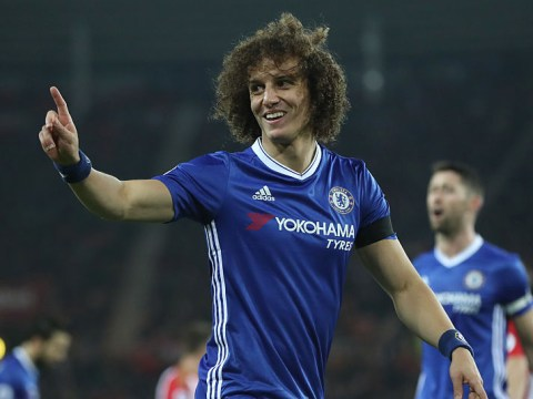 David Luiz calls for Chelsea calm amid Diego Costa speculation