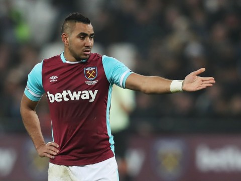 Chelsea transfer target Dimitri Payet ready to fake injury to force West Ham exit