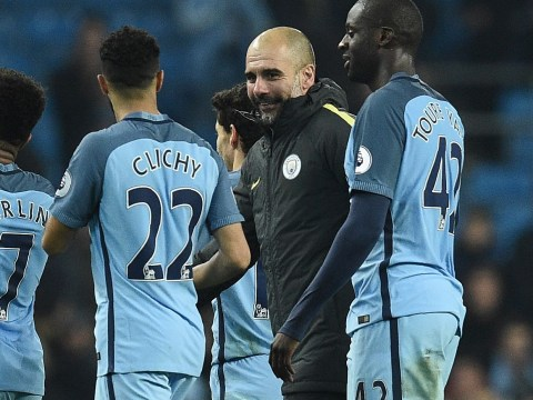Pep Guardiola orders Manchester City to let contracts of Yaya Toure and Aleksandar Kolarov run out