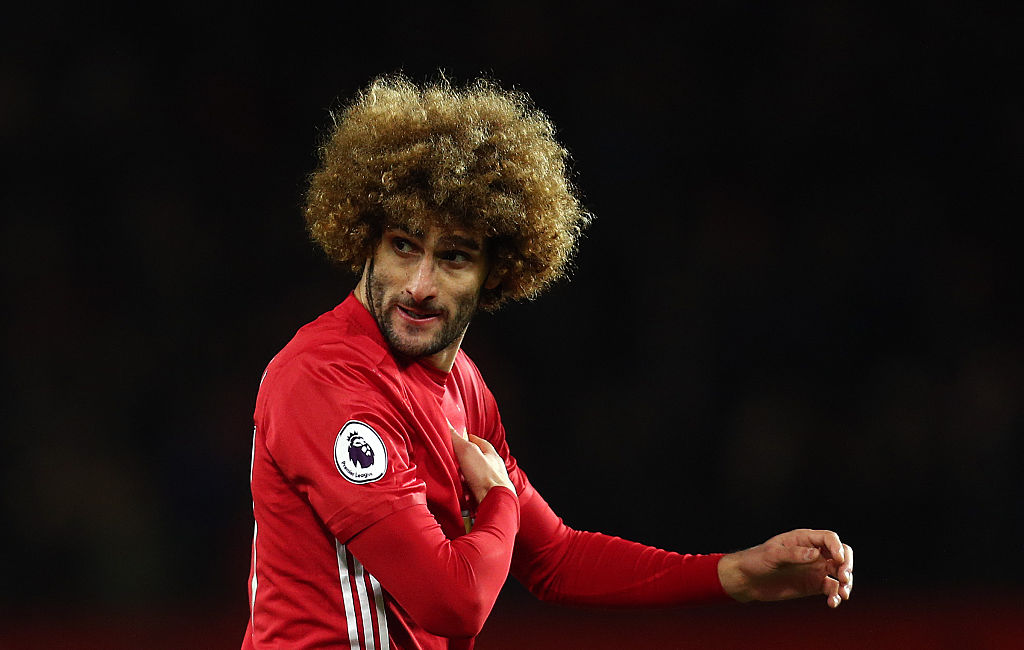 Manchester United star Marouane Fellaini a transfer target for Chinese clubs