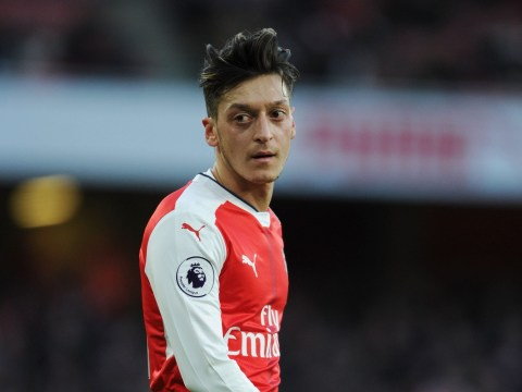 Mesut Ozil insists 'we are ready' after reports he's set to be dropped for Champions League clash with Bayern Munich