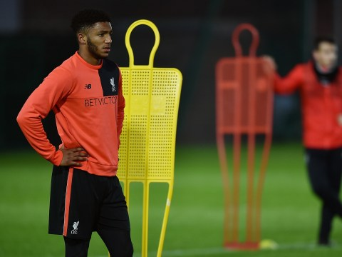 Joe Gomez's quality convinces Jurgen Klopp he does not need another defender at Liverpool