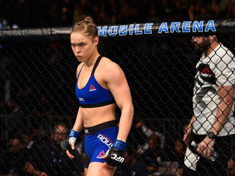 UFC star Conor McGregor blast Ronda Rousey's critics, labeling them 'weak'