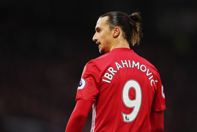 best sneakers 51c28 8065b Manchester United news: Zlatan Ibrahimovic on more goals ...