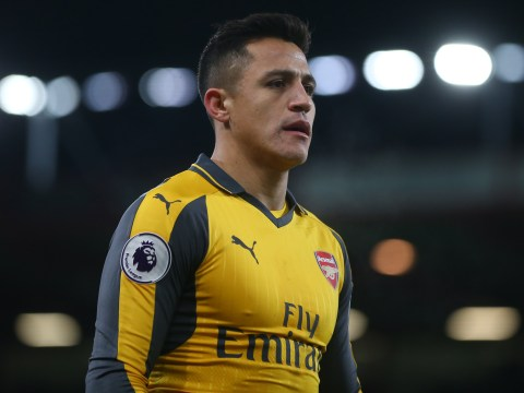 Arsene Wenger reveals Alexis Sanchez might not have been made Arsenal's lead striker if Danny Welbeck was fit