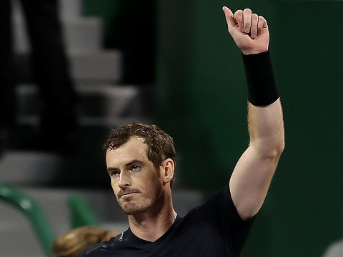 Andy Murray remains on collision course with Novak Djokovic in Qatar
