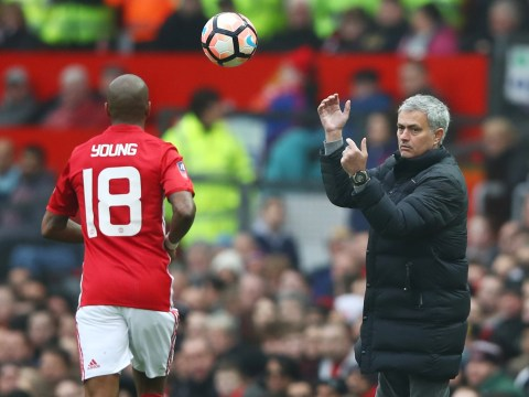 Ashley Young's departure could spark deadline day spending at Manchester United