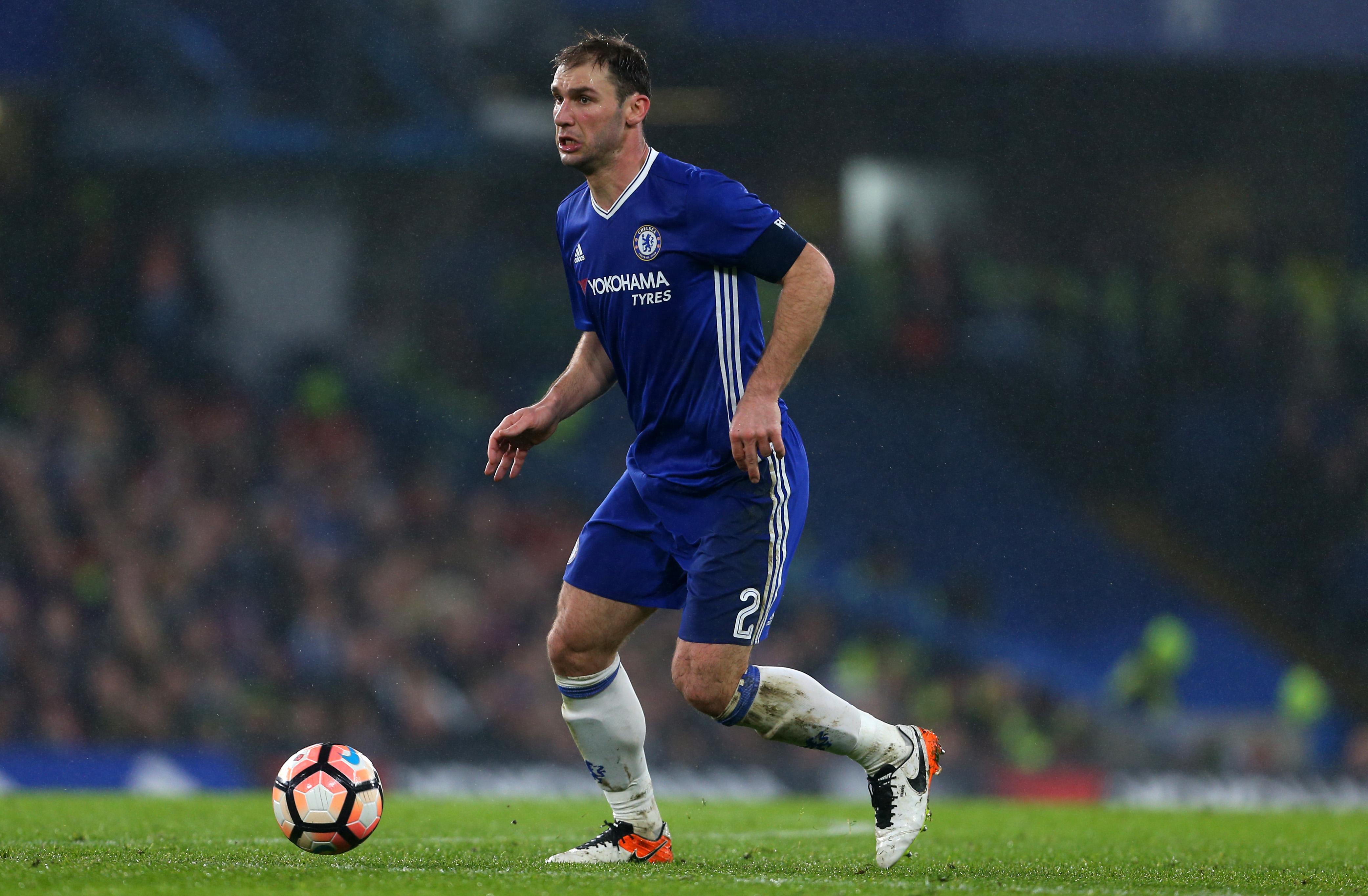 Chelsea legend Branislav Ivanovic on verge of signing for Zenit St Petersburg