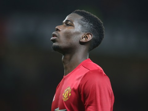 Paul Pogba snubbed by Graeme Souness in Manchester United and Liverpool combined XI