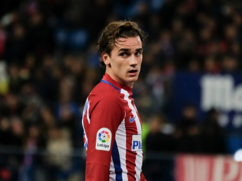 Antoine Griezmann hints Manchester United are yet to make Atletico Madrid an offer