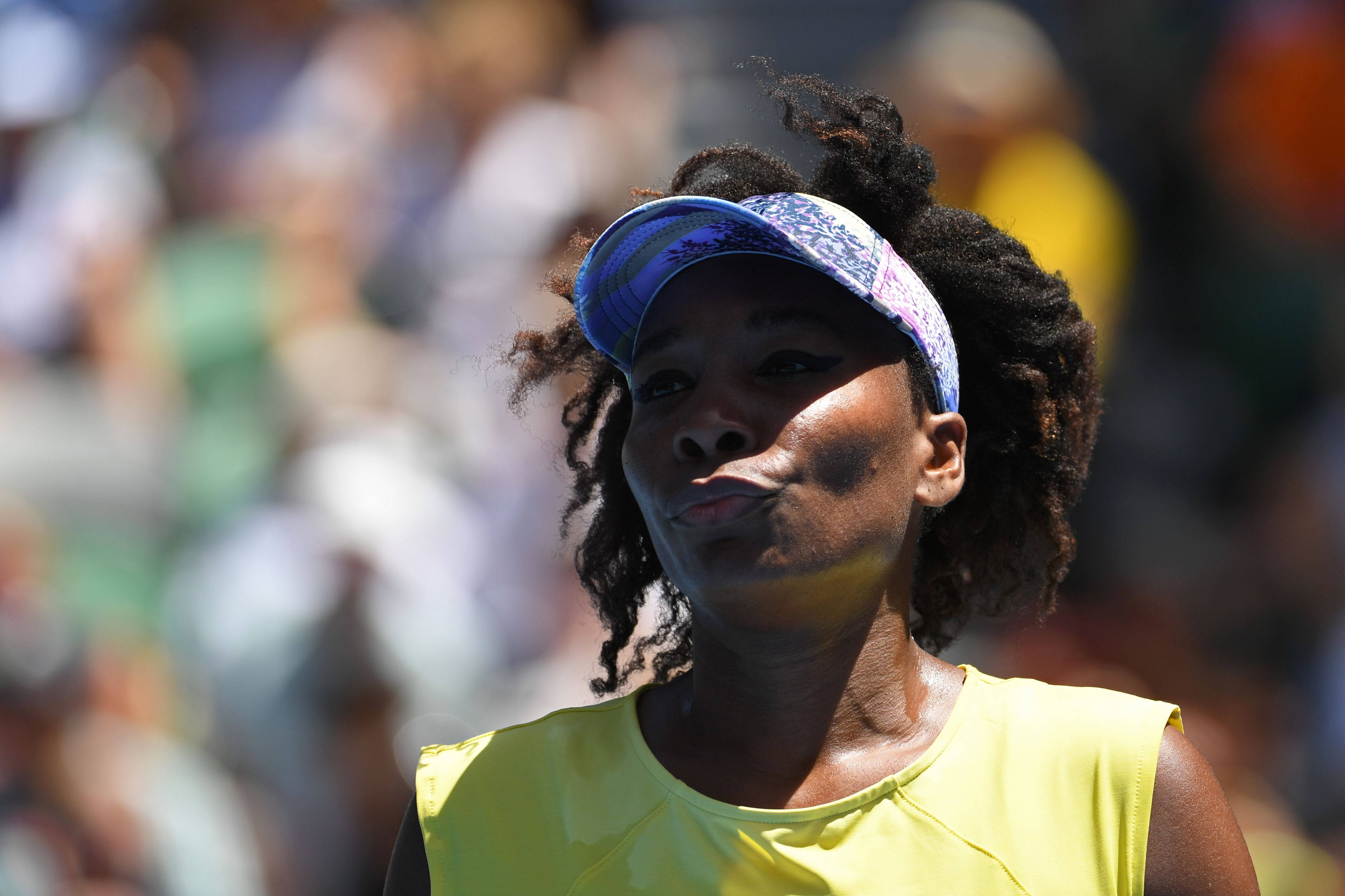 Broadcaster under fire after likening Venus Williams to a 'gorilla' during Australian Open match