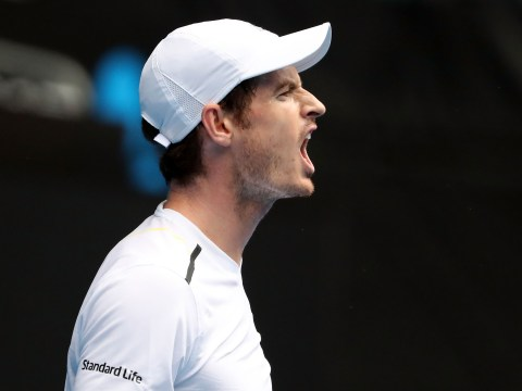 Sir Andy Murray responds to Novak Djokovic exit with thumping Sam Querrey victory