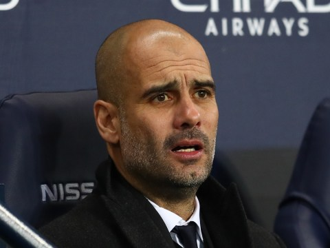 Pep Guardiola preparing to offload ten Manchester City players this summer