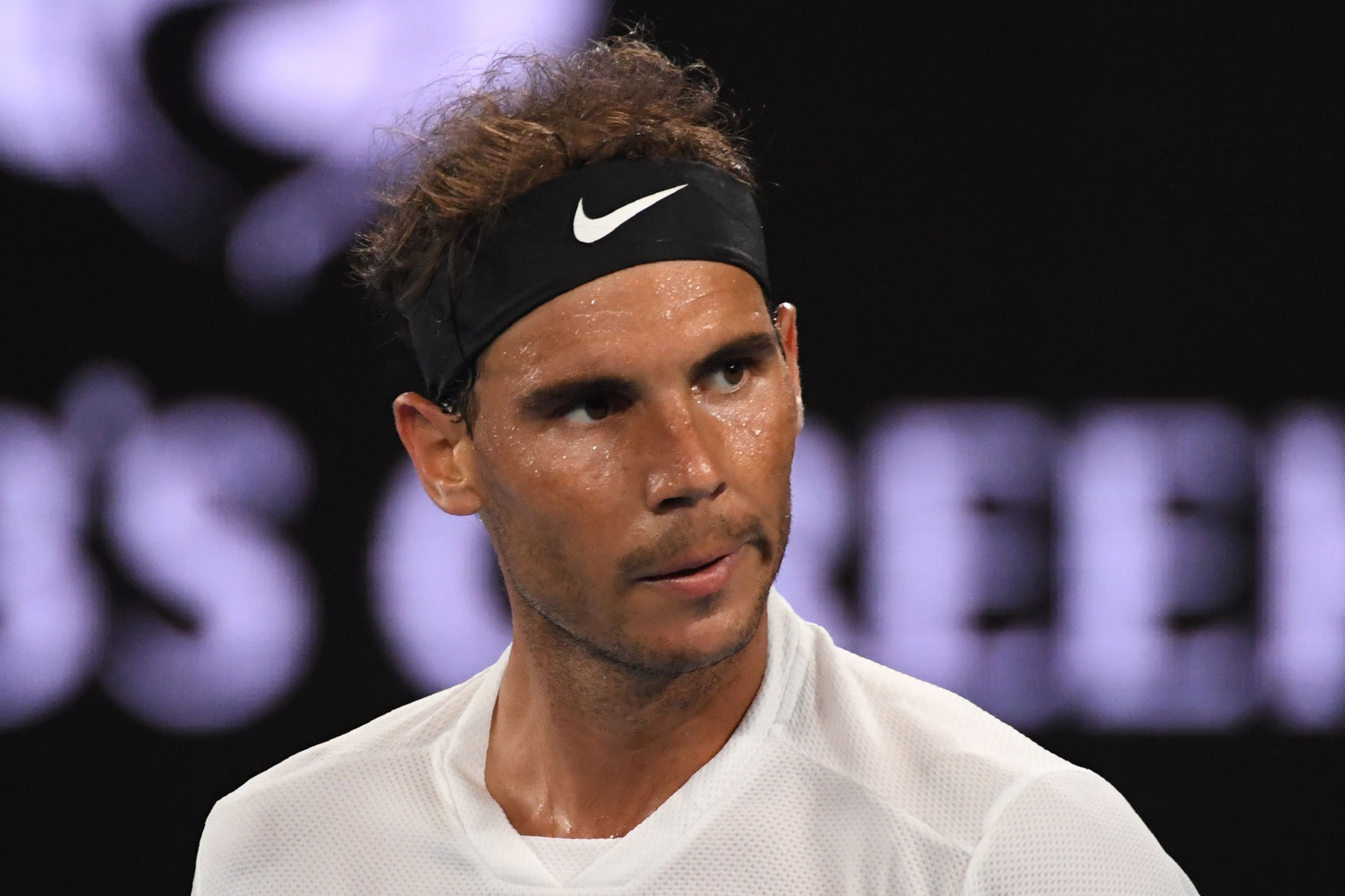 Rafael Nadal sets up quarter-final clash with Milos Raonic