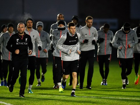 Liverpool fans panic as Philippe Coutinho appears to be absent from training ahead of Southampton clash