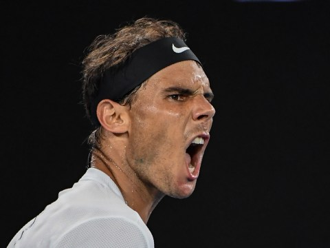 Rafael Nadal sets up Roger Federer Australian Open final with battling Grigor Dimitrov win