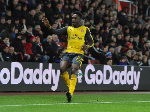 Arsene Wenger says Danny Welbeck has done enough to keep his Arsenal place against Watford
