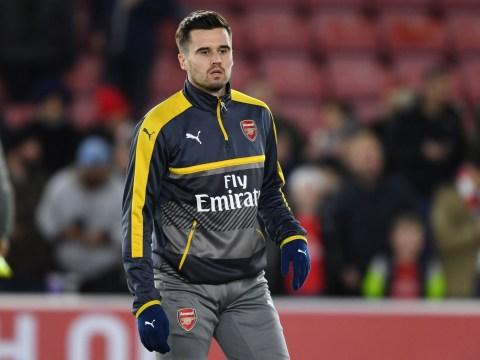 Arsenal defender Carl Jenkinson called off move to Crystal Palace because of Jeffrey Schlupp's wages