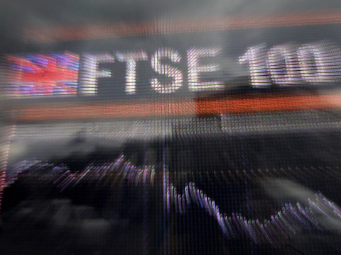 The FTSE 100 Index closed at another all-time high