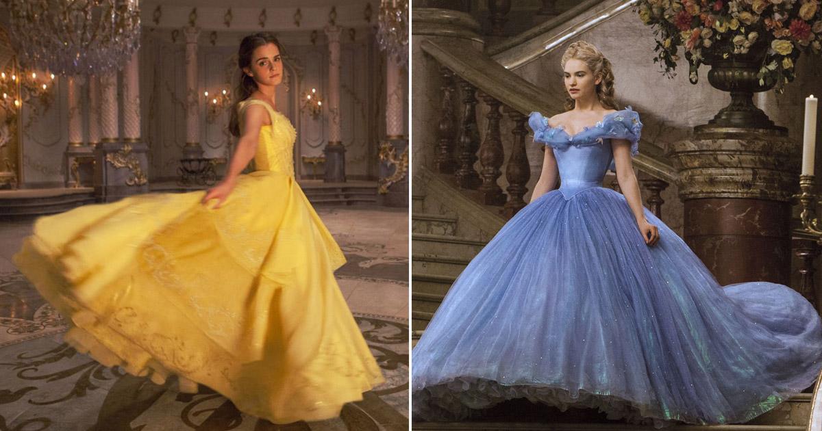 Emma Watson on Cinderella Credit; REX