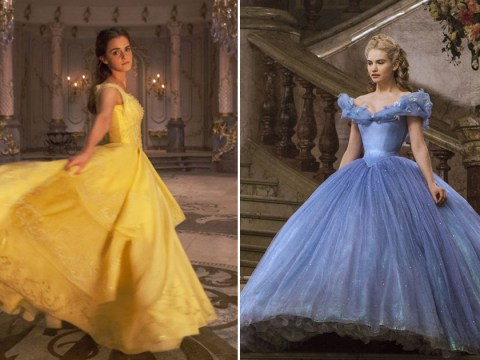 Emma Watson explains why she rejected live-action Cinderella role but snapped up Belle lead in Beauty And The Beast