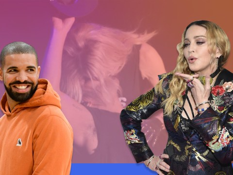 Drake and Madonna had a 'brief fling' in 2015 before that awkward on-stage snog