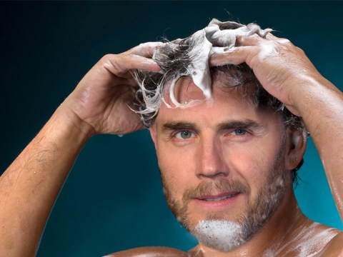 Gary Barlow has washed his hair for the first time in 14 years and we feel a bit sick