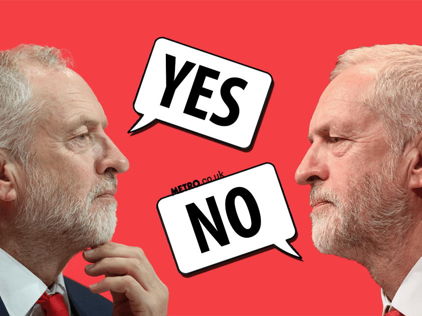 Jeremy Corbyn going full Trump will make everyone hate him, not love him