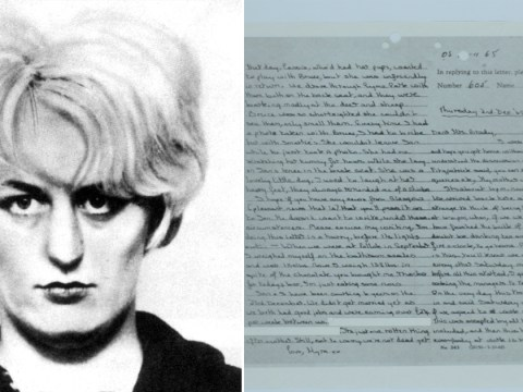 Myra Hindley letters reveal she felt no remorse for five murders