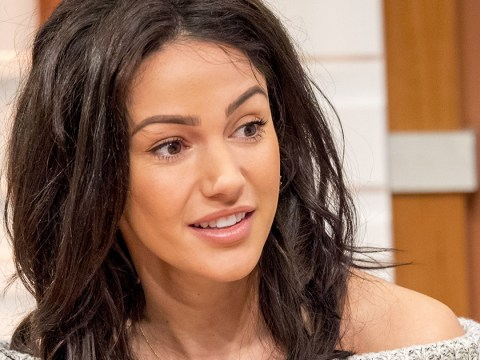 Michelle Keegan appears on Good Morning Britain with hardly any makeup because of the tube strike