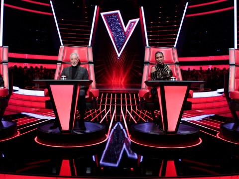 The Voice UK: The coaches discuss THAT new red chair twist