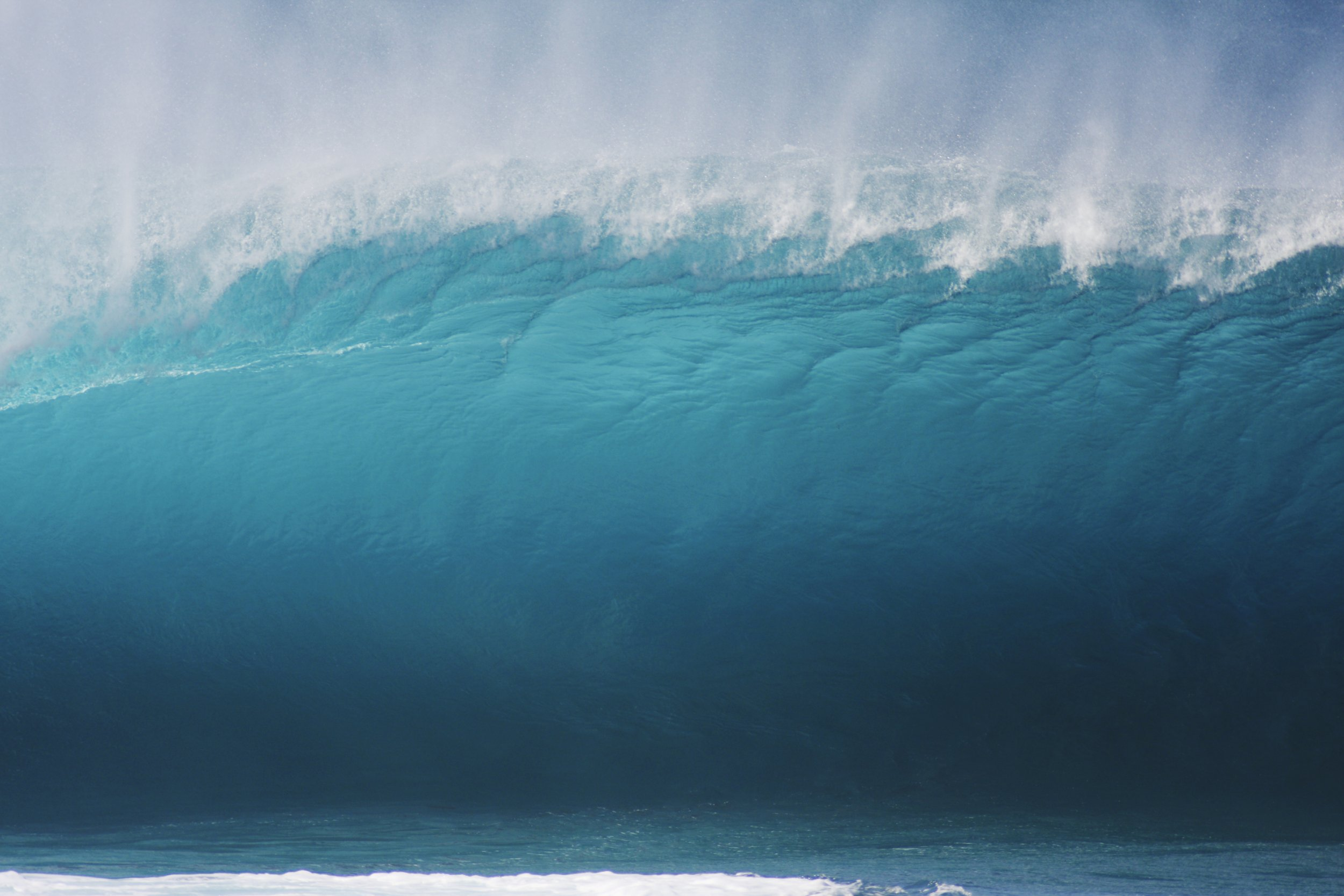 mega tsunamis can cause