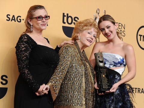 'Strong' Billie Lourd coping 'well' following deaths of Carrie Fisher and Debbie Reynolds