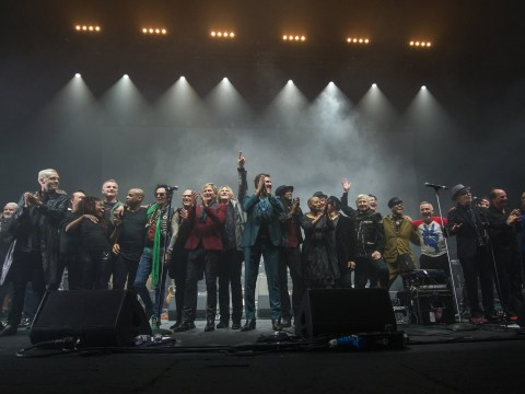 David Bowie's tribute gig at Brixton Academy was the celebration of his life that we needed