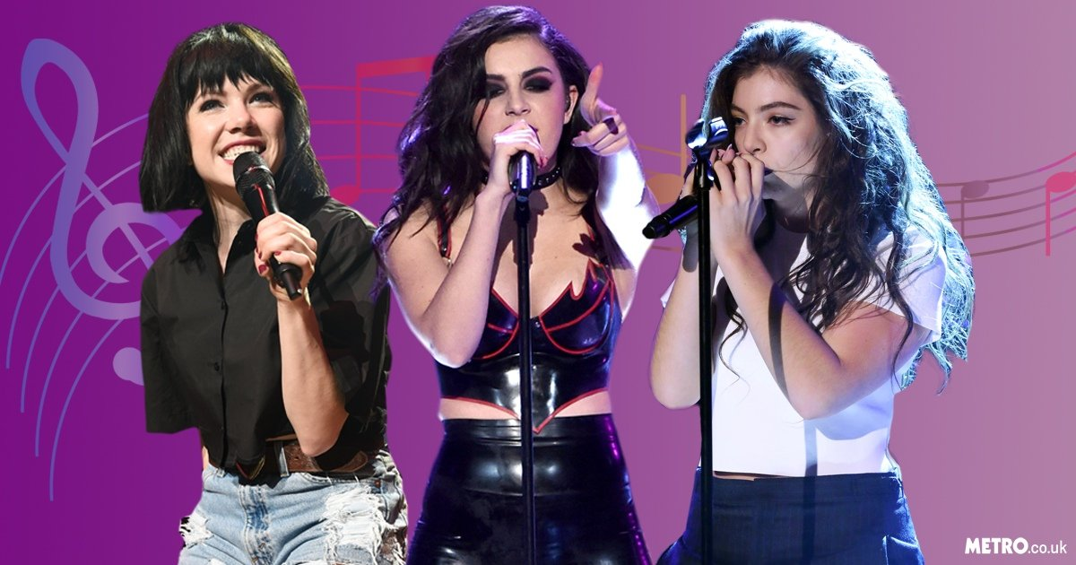 Lorde wants to form a girl band with Carly Rae Jepsen and Charli XCX and we're too excited