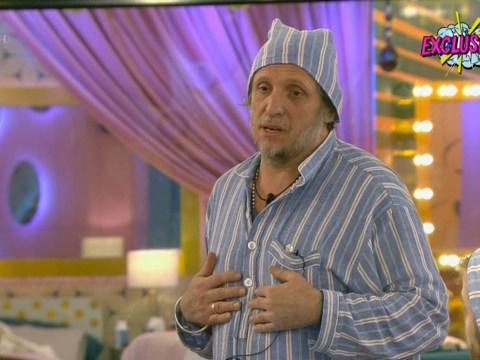 Brandon Block quits Celebrity Big Brother