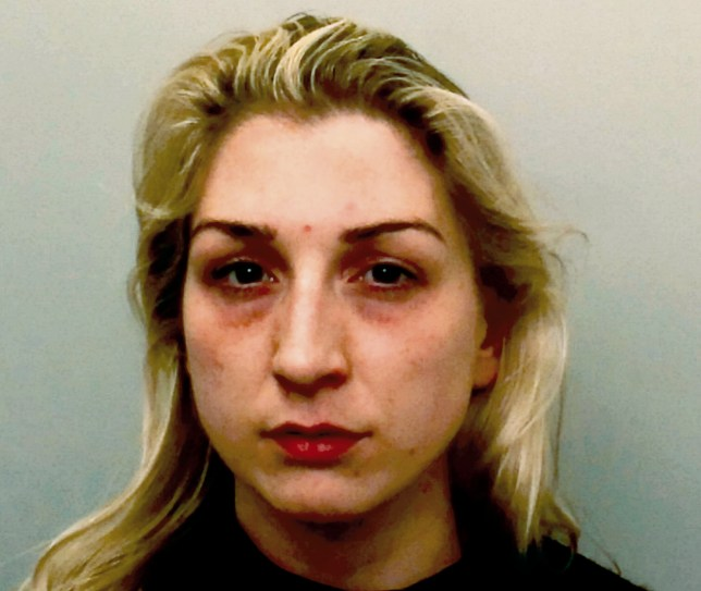 Nurse Amie Louise Heller, 30. A nurse who stole prescription drugs from Royal Blackburn Teaching Hospital and dished them out to her friends has been jailed. See ROSS PARRY story RPYNURSE. Judge Robert Altham told mother-of-one Amie Louise Heller her crime was an ìabuse of powerî which had ìstruck at the heart of the health care professionî.