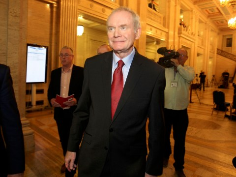 Martin McGuinness quits frontline politics to recover from 'a very serious illness'